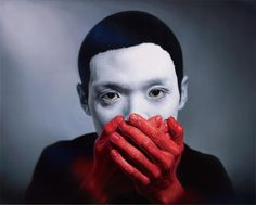 ARTIST: Hung-Hsin Lin (林宏信)  via: #Yellowmenace |  #ChineseContemporaryArt http://yellowmenace.tumblr.com/tagged/Chinese%20art