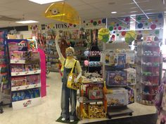 Minion display @lovebeales Keighley store #vm