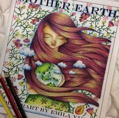 Emila Yusof Colourart Contest