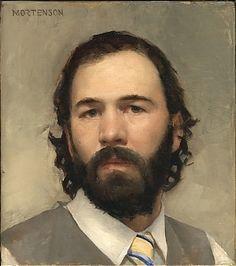 Self Portrait -- by Gregory Mortenson