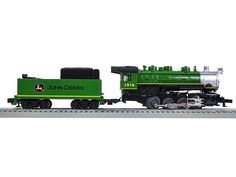 Lionel John Deere Steam LionChief Train Set Puts You In Charge Of An Iconic Farming Locomotive  #johndeere #lionel #toys #trains There are few things in life that are truly timeless, the yo-yo and Lionel train sets, both are designed for kids of all ages. In fact, many children ... #lioneltrainsets #toytrainsets