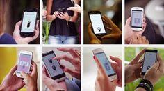 Una app evita acudir a una fiesta con el mismo vestido que otra chica