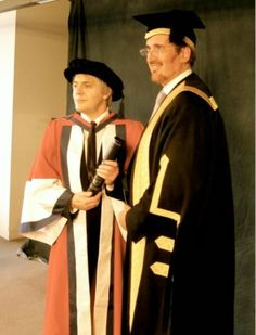 Nick Rhodes, Honourary Doctorate: way to go!!!!!
