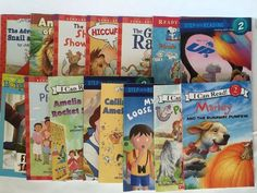 Early Reader Step 2 Childrens Book Lot 15 Animals Peanuts School Amelia Bedelia
