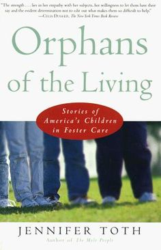 I want to read this. The truth about the American foster care system.