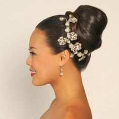 Classic updo (link to how to)