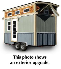 American Freedom Tiny House -Incredible Tiny Homes