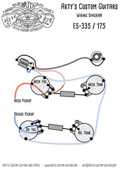 P90 335 Wiring Harness es335 wiring diagram 2 p90 1 volume 1 ...  S Gibson Sg Wiring Diagram on