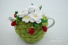 ♥  A cup of tea would be nice for a cold day in a summer time  ♥   ♥  Do you want to join me?  ♥                      basic shell patte...