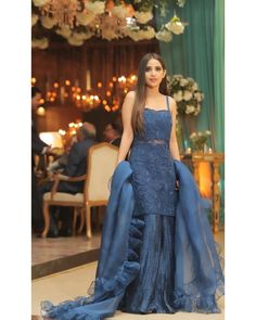 1 person, indoorYou can find Wedding colors and more on our person, indoor Pakistani Fashion Casual, Pakistani Wedding Outfits, Pakistani Dress Design, Stylish Dresses, Simple Dresses, Fashion Dresses, Women's Fashion, Formal Dresses, Indian Gowns Dresses
