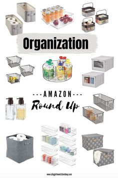 This round up of organization deals on Amazon is full of amazing finds. Click now to get the full blog tutorial! Bedroom Decor For Teen Girls, Home Decor Bedroom, Diy Interior, Interior Decorating, Decorating Ideas, Decor Ideas, Modern Farmhouse Bedroom, Rustic Farmhouse, Cozy Living Spaces