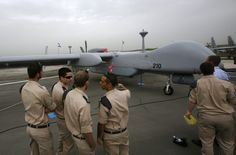 SPIES IN THE SKY Israeli Drone Feeds Hacked By British and American Intelligence   Agents monitored military operations in Gaza, watched for a strike against Iran, and kept tabs on drone technology.