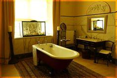 BATHROOM AT TREDEGAR HOUSE | Flickr - Photo Sharing!