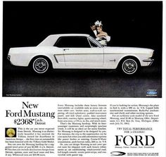 Ford Mustang - this looks  lot like my first car - not MY first car - that's a quote from a pinner at baby boomer group board