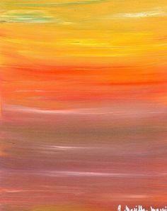 "Ref.13 Oleo Impresionista ""Universo"" de Alicia Morilla Massieu URL http://myworld.ebay.es/morilla_massieu"