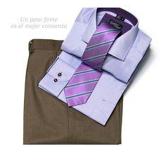 Un homenaje a aquellos verdaderos caballeros que saben que la moda puede cambiar, pero el estilo y la elegancia son innatas y perdurables.