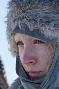 30 Movies That Will Remind You What It Truly Means To Be Cold #refinery29  http://www.refinery29.com/winter-movies#slide-19  Hanna Where: Northern Europe Brief Summary: Teenage assassin is on the run from an intelligence agency How You Can Tell It Is Cold: Boatloads of fur outfits and scarves. Is It Cooler Than Cool?: It's frigid.