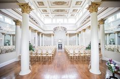 Dream Venue - Lartington Hall, Teesdale. Luxurious and elegant.  Image by Lee Scullion.  Read more: http://bridesupnorth.com/category/dream-venue-2/