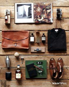 Traveling essentials for the gentleman, pt 2