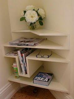Nice magazine stand