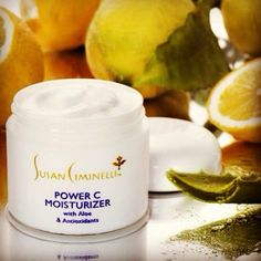 August 2013 Product of the Month: Susan Ciminelli Power C Moisturizer.  Balance skin tone and fight blemishes with this light moisturizer.