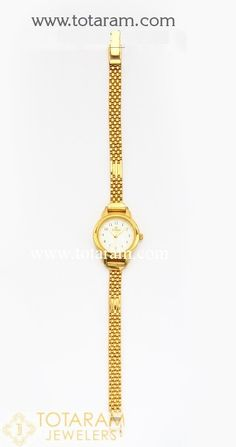 NET Gold Weight (Does NOT include Weight of watch): grams Watch Length : inches(including Length Gold Diamond Watches, Gold Watches Women, Watches For Men, Ladies Watches, Wrist Watches, Stylish Watches, Luxury Watches, Vintage Gold Watch, Sport Watches