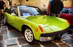 Direct from the No. 1 Porsche dealer in the U. Porsche 914 6, Porsche 911 Classic, Porsche Carrera, Porsche Sports Car, Porsche Cars, Cowgirl Photo, Volkswagen Group, Vintage Sports Cars, Vintage Porsche