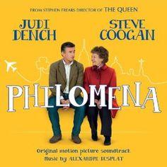 Philomena (Original Motion Picture Soundtrack Music By Alexandre Desplat ) Soundtrack Music, Film Music Books, Books To Read, My Books, Movie Sites, Film Score, Cinema, Film Awards, Academy Awards