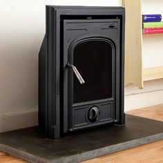 Coseyfire Insert Multi-Fuel Woodburning Stove With convection Insert Stove, Wood Burner Fireplace, Iron Heights, Cast Iron, It Cast, Multi Fuel Stove, Heat Resistant Glass, Cooking Stove, House
