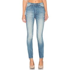 BLANKNYC Skinny (5,945 INR) ❤ liked on Polyvore featuring jeans