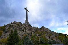 La santa cruz del Valle de los Caidos