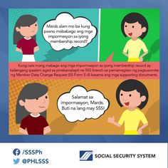 Pin By Philippine Social Security System On Infographics
