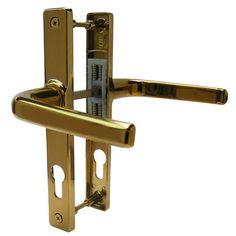 Upvc Euro Lock Lever Door Handles