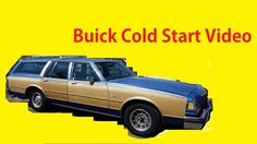 Cold Start Car Video Woodie Station Wagon Classic B Body Review