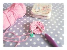 Crocheter en rond à partir d'une chaînette de base. Comment crocheter en rond ? - YouTube