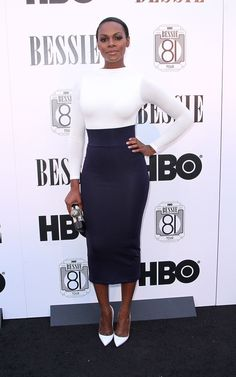 Tika-Sumpter-bet-on-black-and-white-at-the-HBO-Bessie-81-Tour-in-LA.