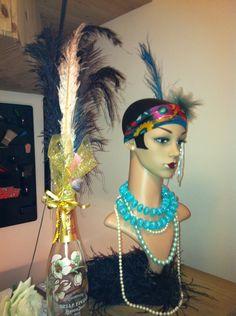 Flapper head #adrianabarra