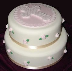 Google Image Result for http://www.sweettemptationscakes.ie/wp-content/uploads/2011/03/pretty-communion-cake4.jpg