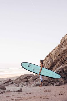 A French Girl's Guide to Surfing with Justine Mauvin