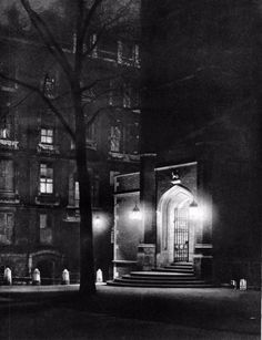 London in the 1930s. Middle Temple Hall
