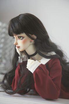 Pretty Dolls, Cute Dolls, Beautiful Dolls, Gothic Dolls, Victorian Dolls, Baby Animal Drawings, Big Eyes Artist, Old Fashion Dresses, Dream Doll