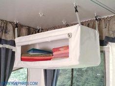 10 useful caravan storage tips and space-saving solutions