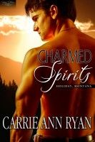 Weekend Spotlight: Charmed Spirits (Holiday, Montana Book 1) by Carrie Ann Ryan + Giveaway