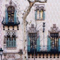 Paseo de Gracia, Barcelona
