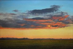 Someday..... Aeling, Jeff - SOLD Jeff Aeling - Sunset W. of Castle Rock, CO