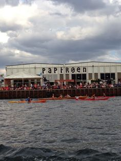 Karen Klarbæks Verden: Papirøen - skønne spisesteder midt i København