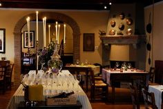 Traditional typical restaurant ...one of the best in Cortona!