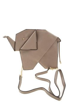 Designer Runway Inspired - Spring/Summer 2016 MSRP: $89.00 Elephant faux leather…