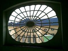 Window at Ghent Design Museum, Belgium: http://www.europealacarte.co.uk/blog/2012/11/14/design-museum-ghent/