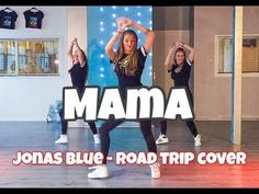 Sport And Danse Vidéos : Jonas Blue - Mama - Road Trip TV cover - Easy Fitness Dance Choreography - Baile - Coreografia - Virtual Fitness Floor Barre, Easy Dance, Tv Covers, Sensory Activities Toddlers, Easy Fitness, Dance Choreography, Dance Lessons, Learn To Dance, Ballroom Dancing